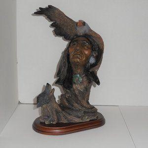 NWT DIS - Maiku Collection - Eagle and Wolf Spirit